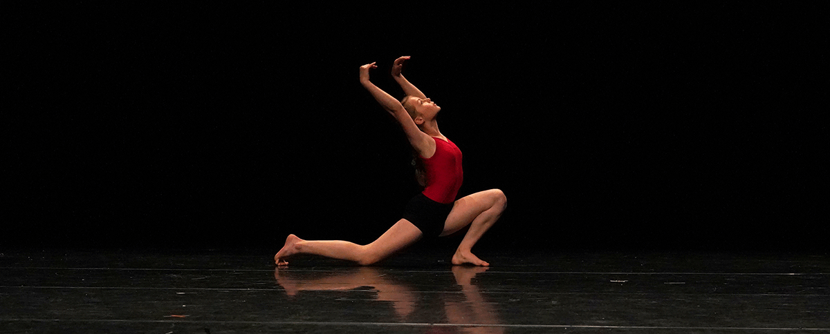 Danse Enfant Contemporain